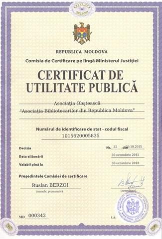certificat.utilitate