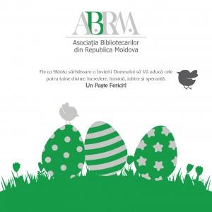 felicitare pasti 2017 ABRM