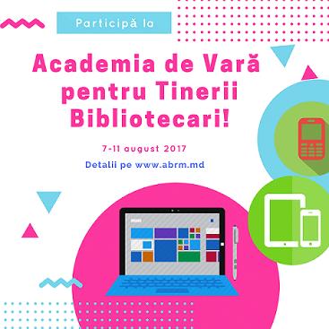 Academia de vara pentru tineri bibliotecari 3-1