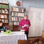Biblioteca Ion Creanga Floresti