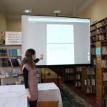 Reuniune ABRM Biblioteca Raionala Edinet