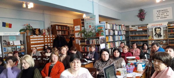 biblioteca floresti