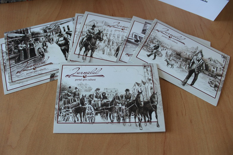 Carti postale cu QR