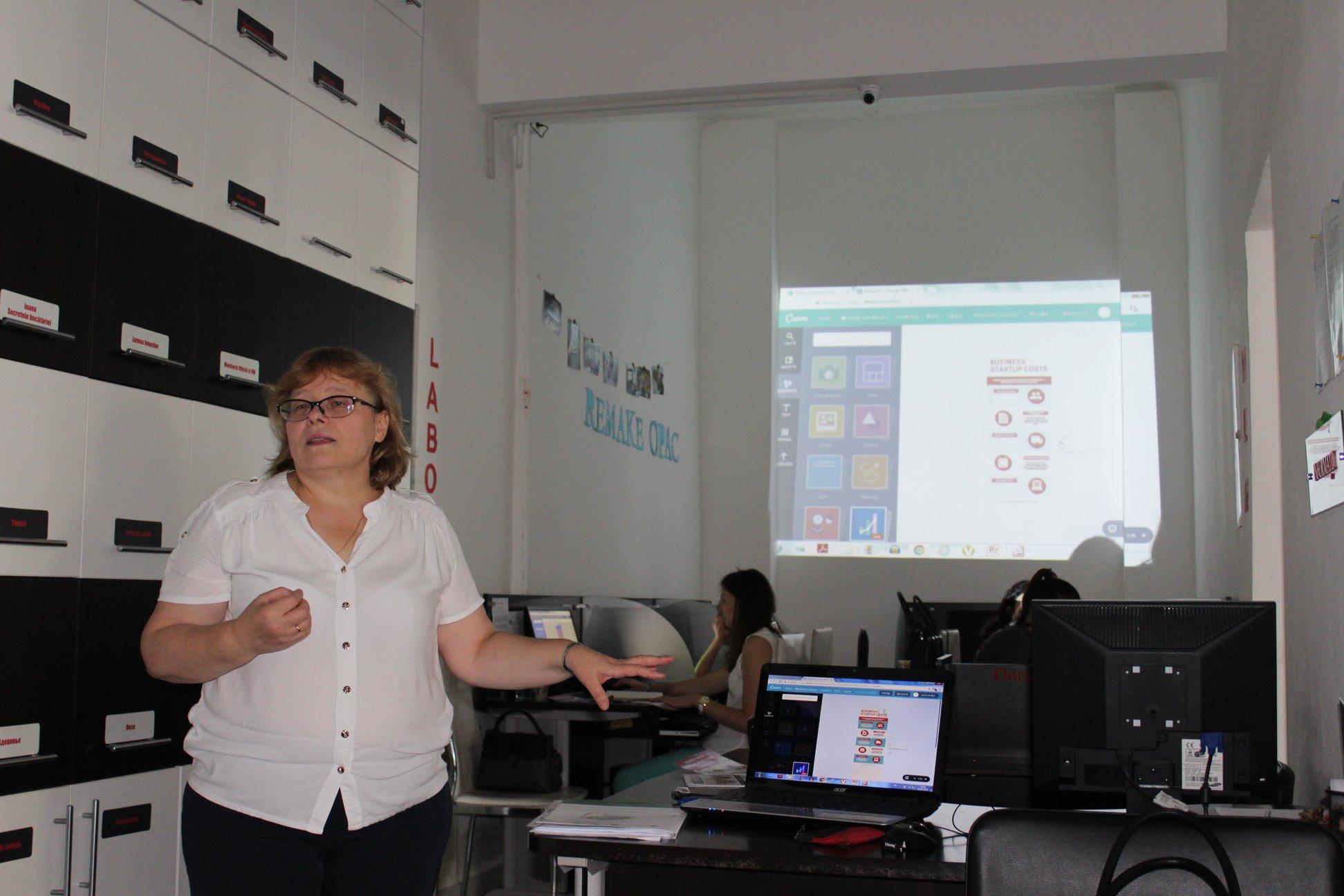 Activitate practica Lilia Tcaci