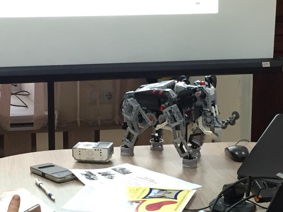 robotel elefant
