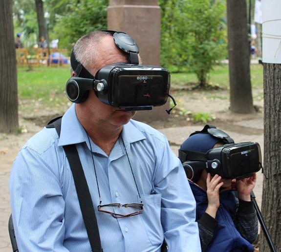 Camera VR