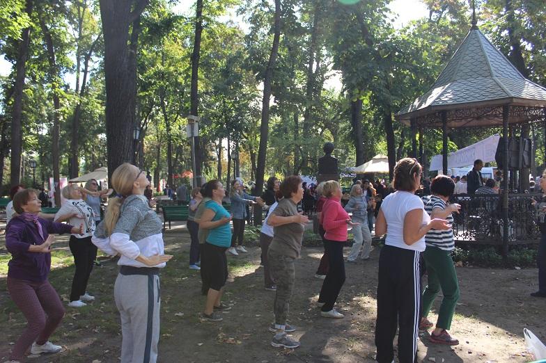 Sport in parc